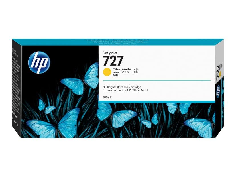 HP Bläck Gul 727 300ml - DJ 1530