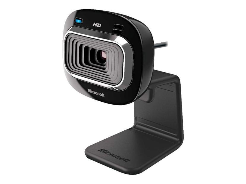 Microsoft LifeCam HD-3000 for Business 1280 x 720 Verkkokamera