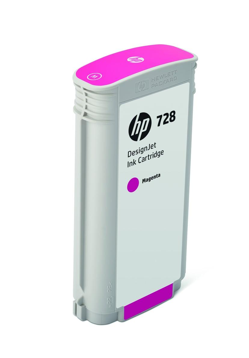 HP Bläck Magenta 728 130ml - DJ T730