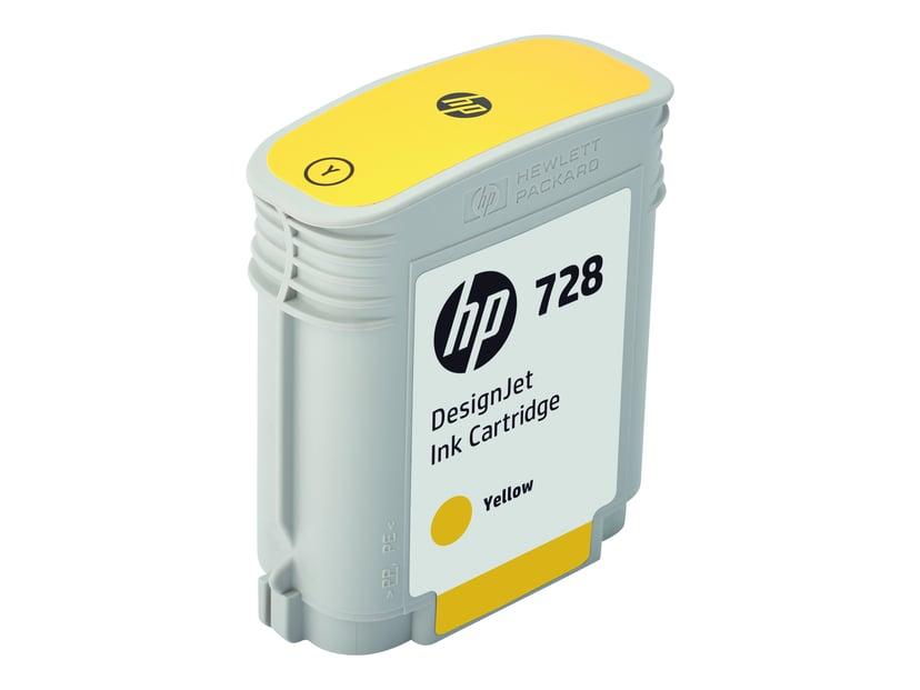 HP Blekk Magenta 728 130ml - DJ T730