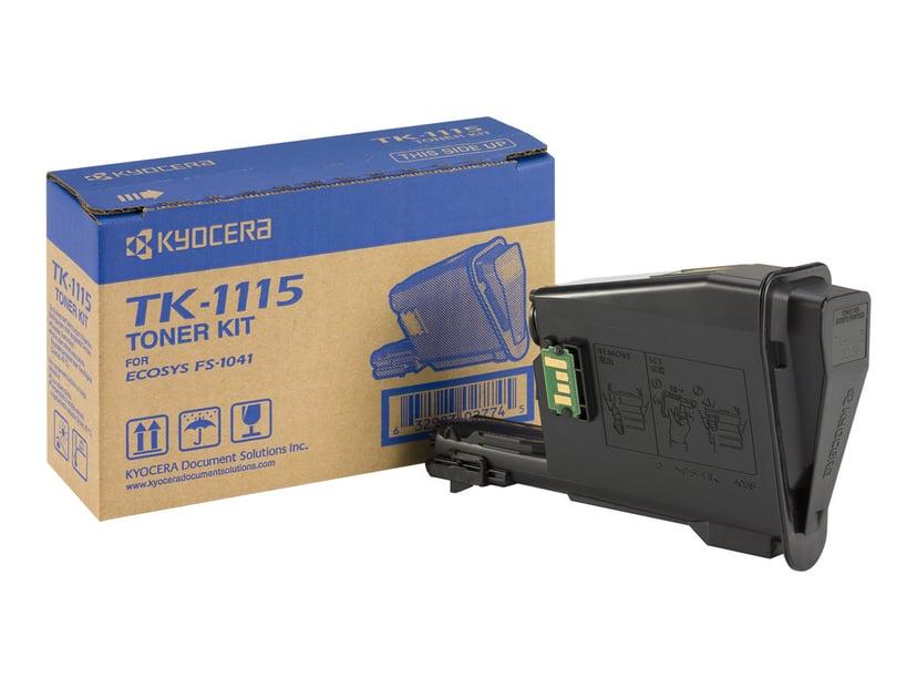 Kyocera Toner Svart TK-1115 1.6K