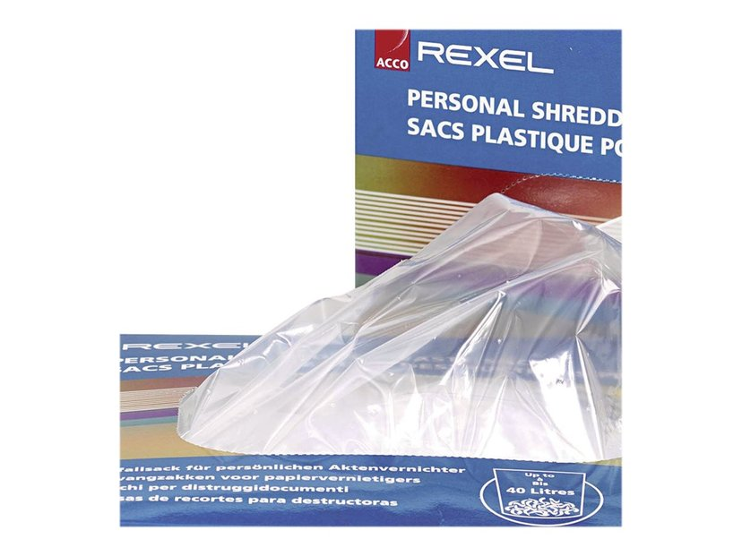 Rexel Shredder Waste Sack