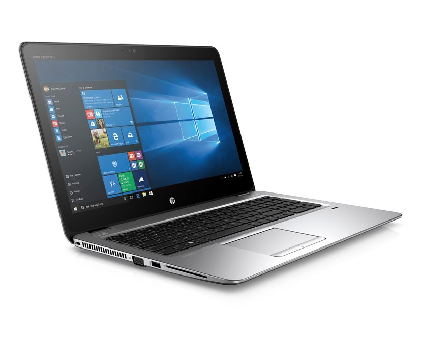 "HP Elitebook 850 G3 Core i5 256GB SSD 15.6"""