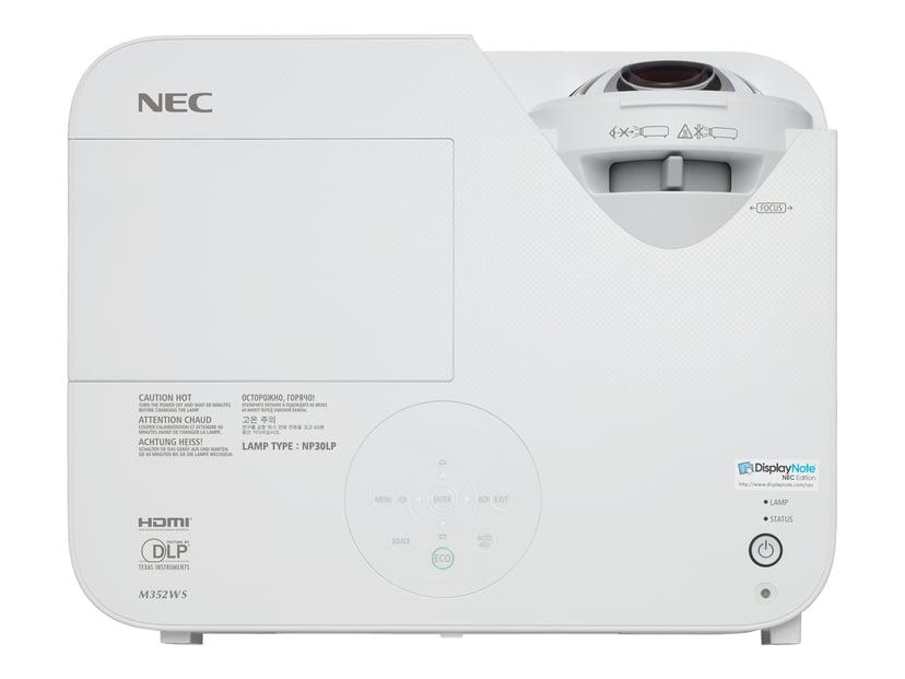 NEC M353WS Short Throw WXGA