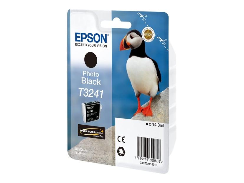 Epson Bläck Foto Svart T3241 - SC-P400