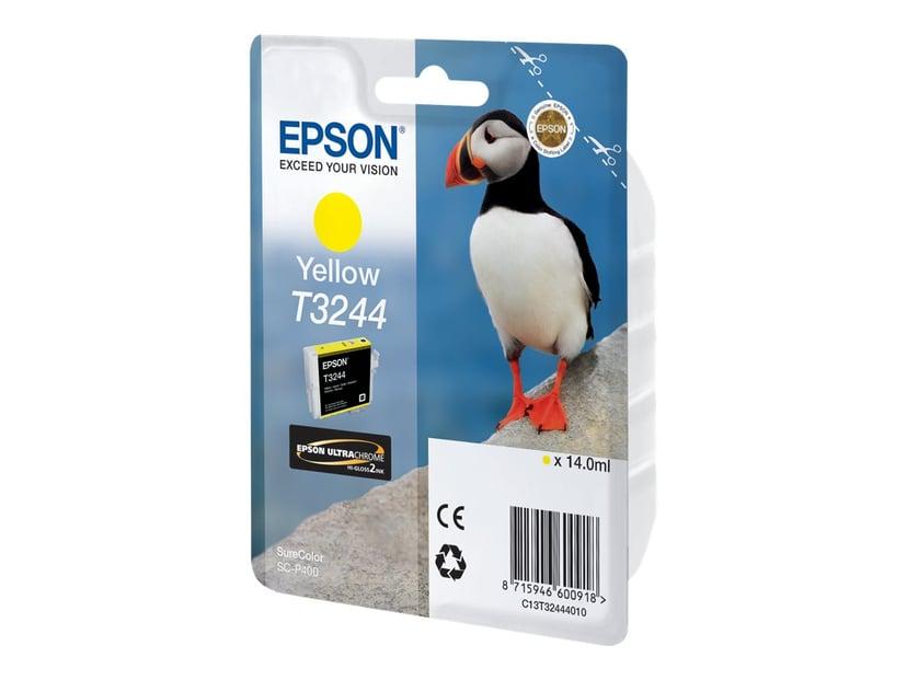 Epson Bläck Gul T3244 - SC-P400
