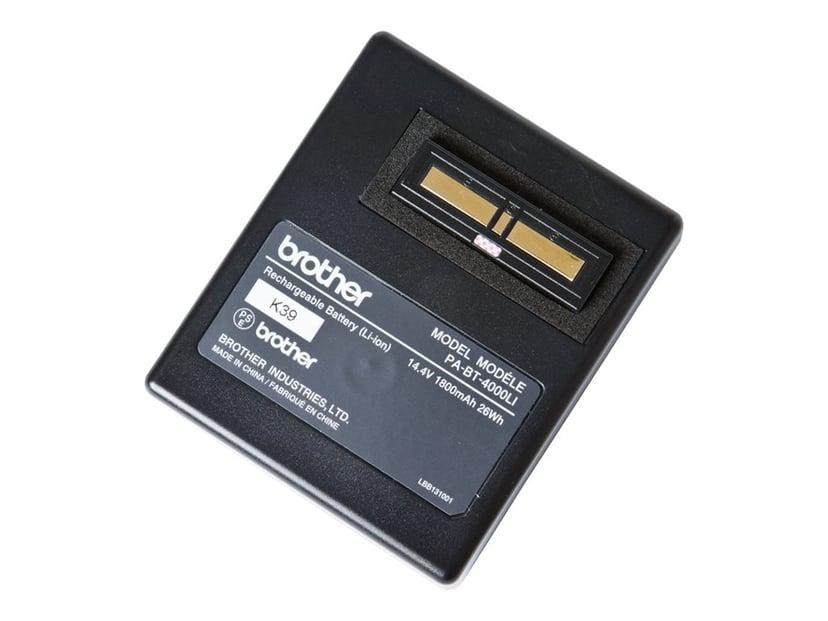 Brother Batteri Laddbart Li-Ion PA-Bt4000LI - RJ-4030/-4040