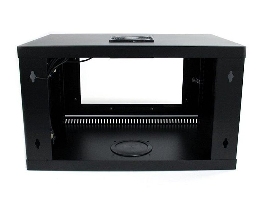 Startech 6U 19In Wall Mount Server Rack Cabinet With Acrylic Door