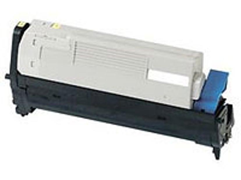 OKI Tromle Gul - C5800/5900