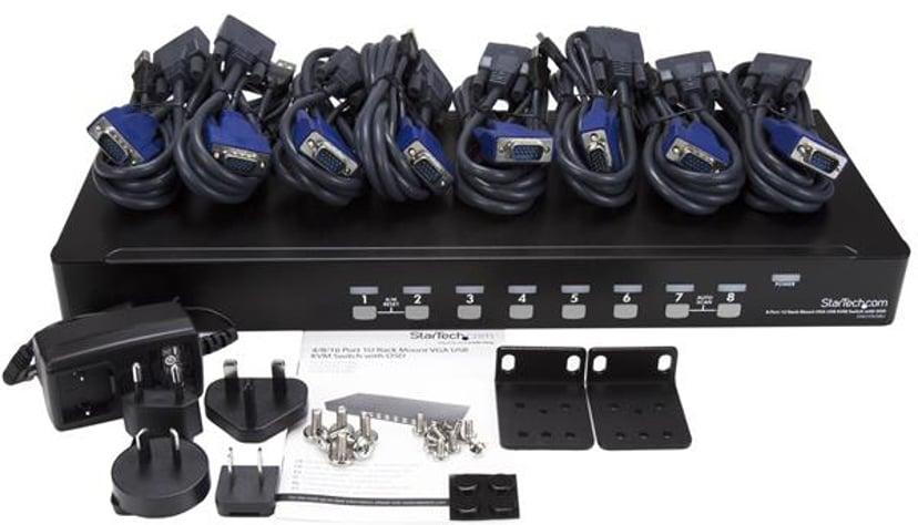 Startech SV831DUSBUK USB KVM Switch