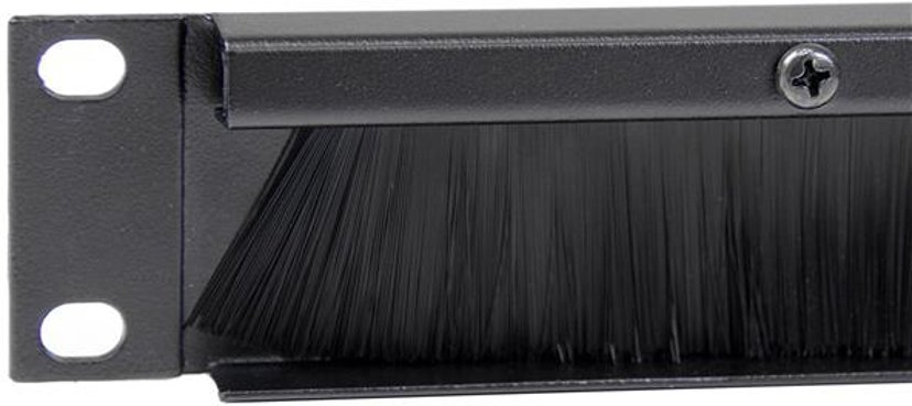 "Startech Brush Strip Rack Cable Management Panel 19"""