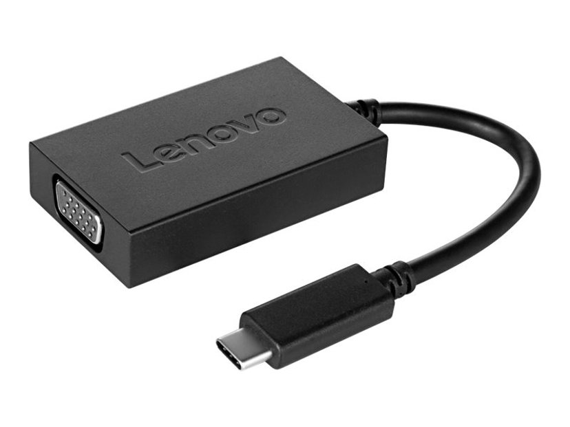 Lenovo ThinkPad USB-C till VGA adapter