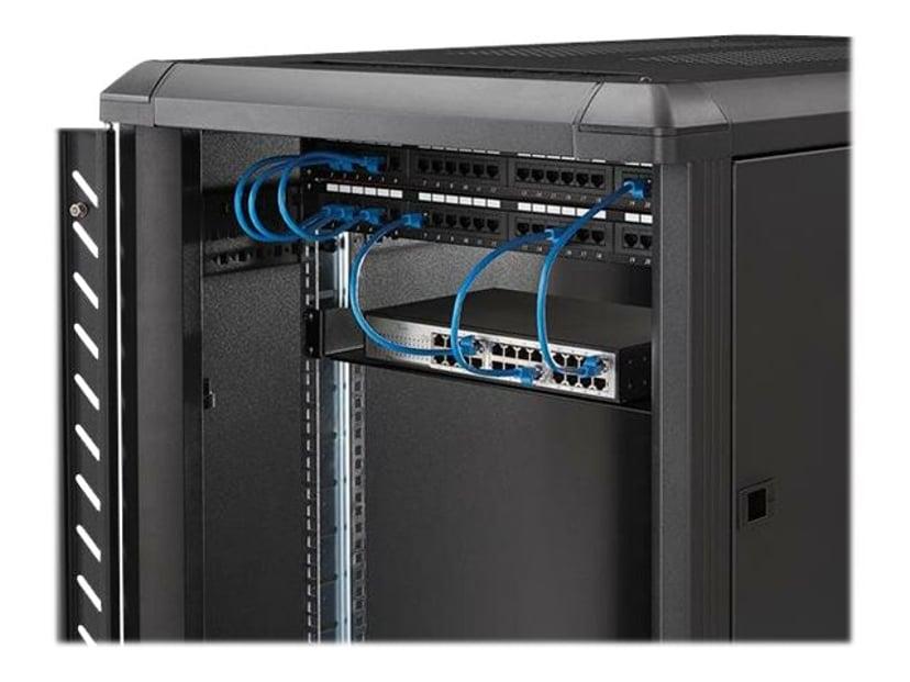 "Startech 1U Universal Fixed Rack Mount Shelf 19"" 15kg"