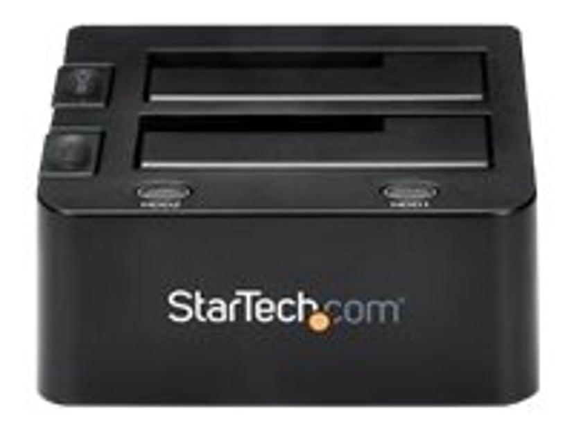 "Startech USB 3.0 Dual HDD Dock 2.5/3.5"" SATA UASP"