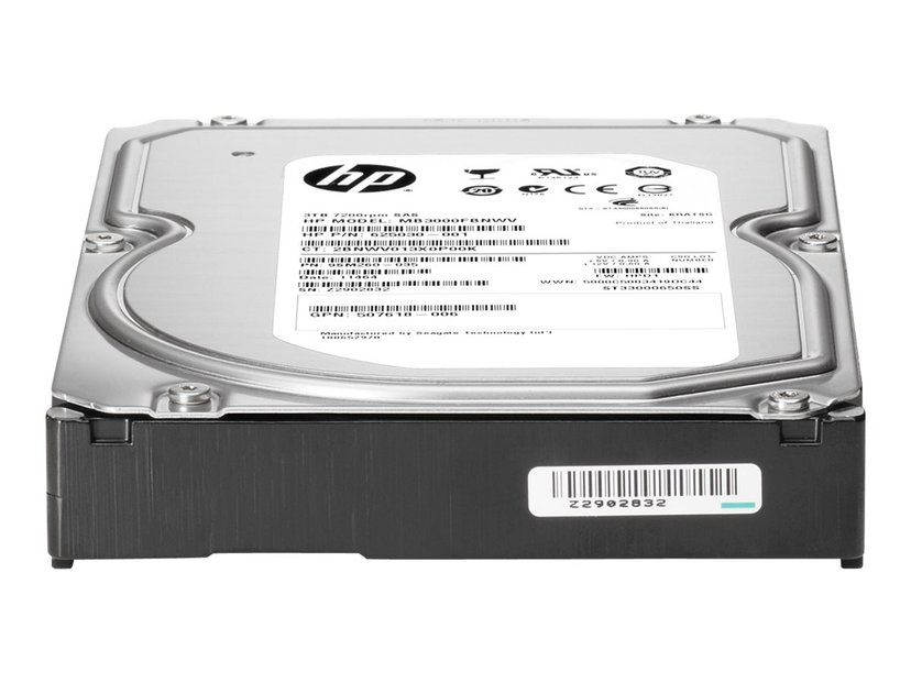 "HPE Midline 3.5"" LFF, 3.5"" 0.004GB Serial ATA-600 7,200rpm"