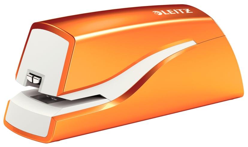 Leitz Elektrisk Häftapparat WOW Orange Batteri