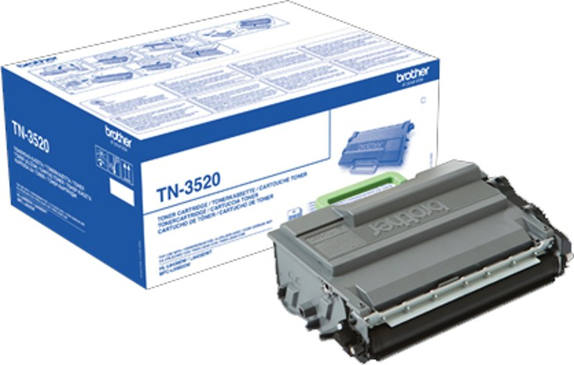Brother Toner Zwart 20k - HL-L6400