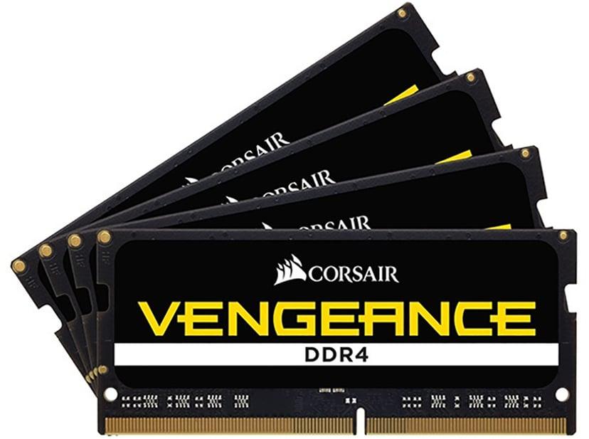 Corsair Vengeance 64GB 2,666MHz DDR4 SDRAM SO DIMM 260-pin