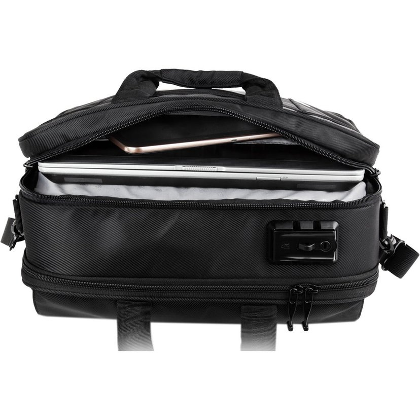 """Kensington SecureTrek Väska 15.6"""" 840 D polyester"""