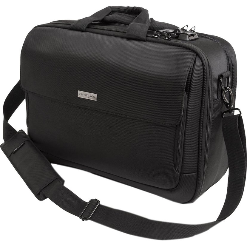 "Kensington SecureTrek Case 15.6"" 840D polyesteri"