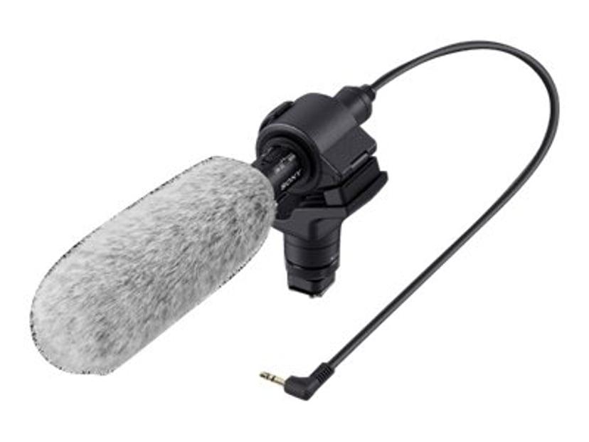Sony ECM-CG60 Musta