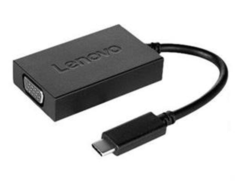 Lenovo USB-C till VGA Adapter