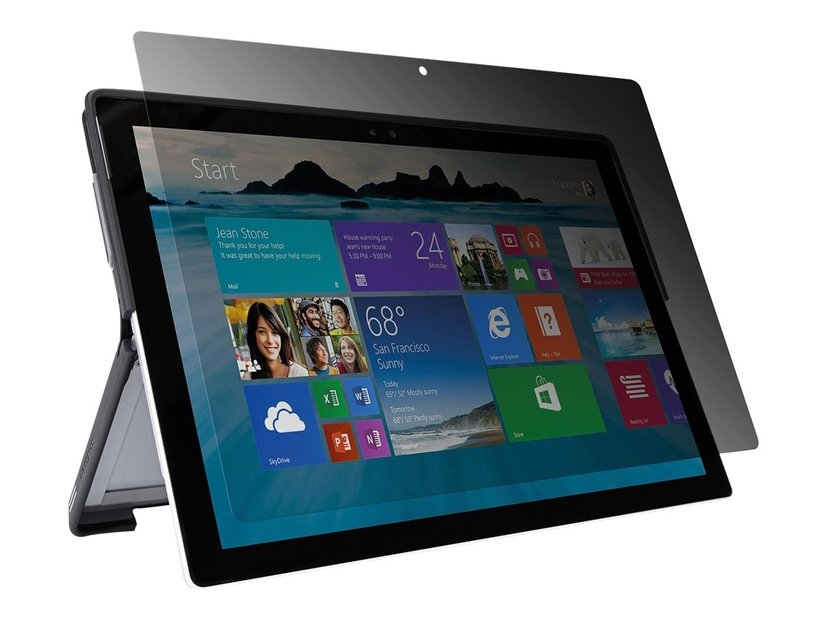 "Targus Sekretessfilter Surface Pro 4 12.3"""