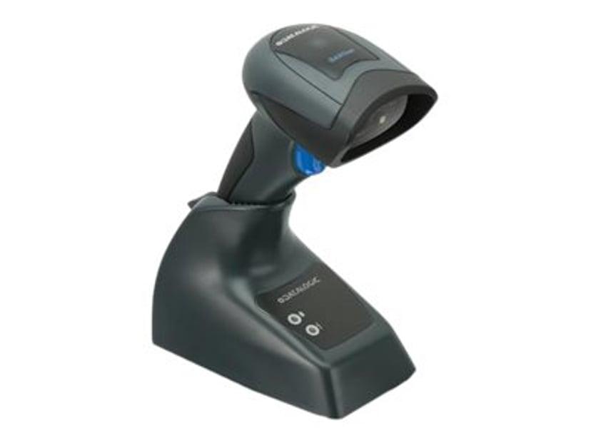 Datalogic QuickScan QD2131 1D USB-Kit Black + Stand