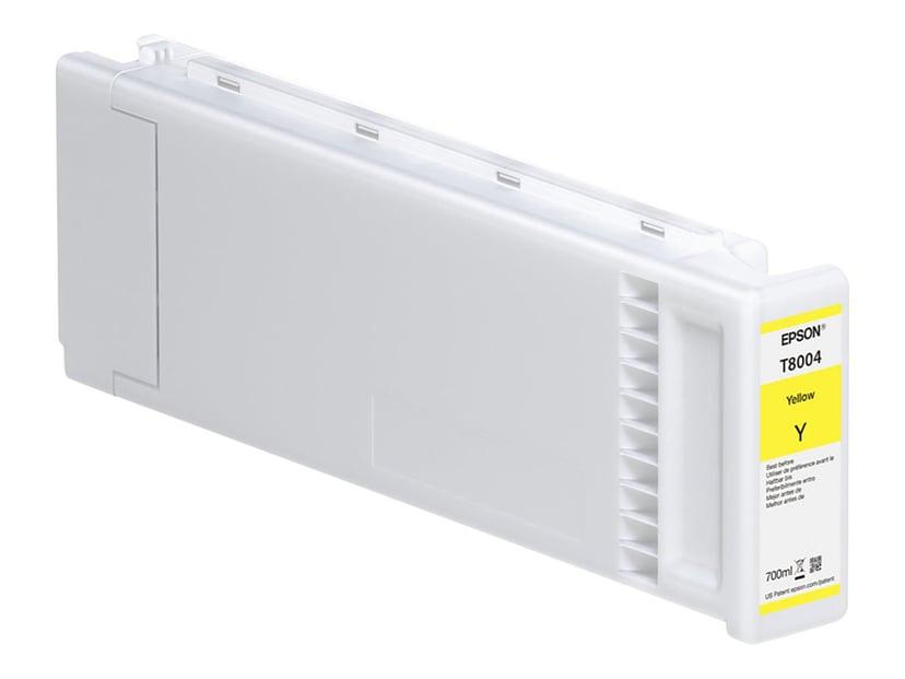 Epson Blekk Gul Ultrachrome PRO 700ml - SC-P20000