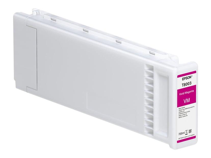 Epson Blekk Vivid Magenta Ultrachrome PRO 700ml - SC-P20000