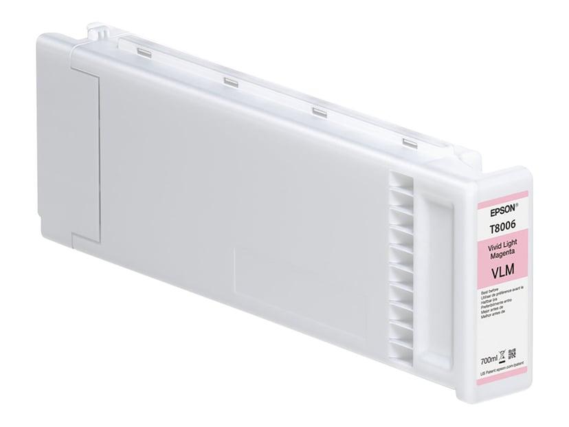 Epson Blæk Vivid Ljus Magenta Ultrachrome PRO 700ml - SC-P20