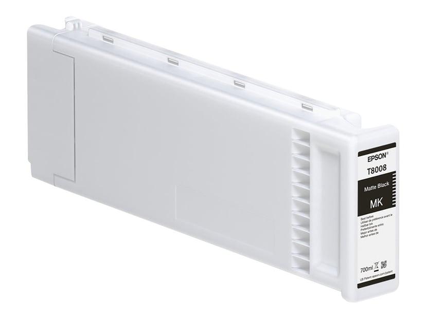 Epson Blekk Matt Svart Ultrachrome PRO 700ml - SC-P20000