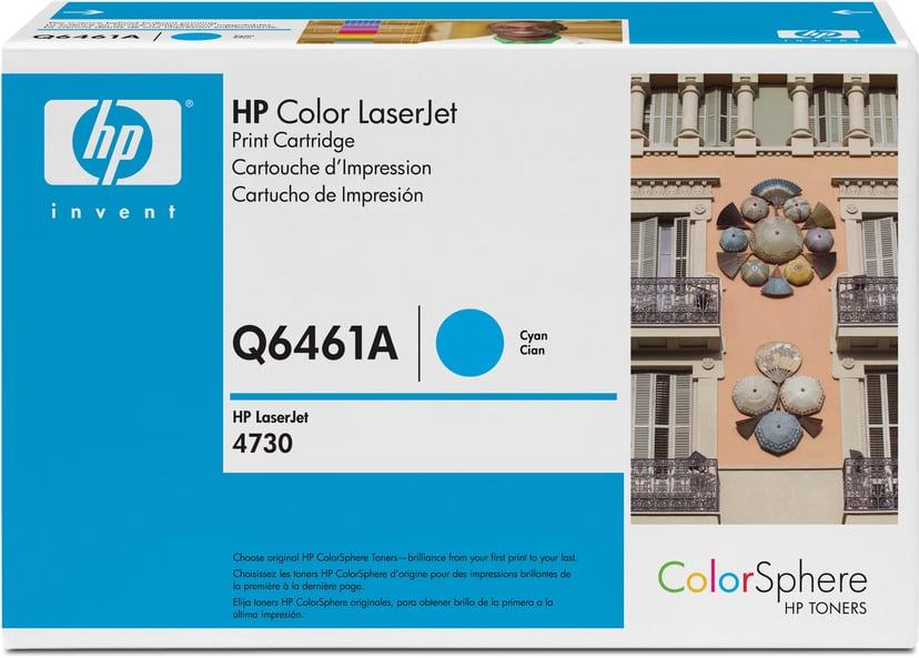 HP Toner Cyaan 61A 12K - Q6461A