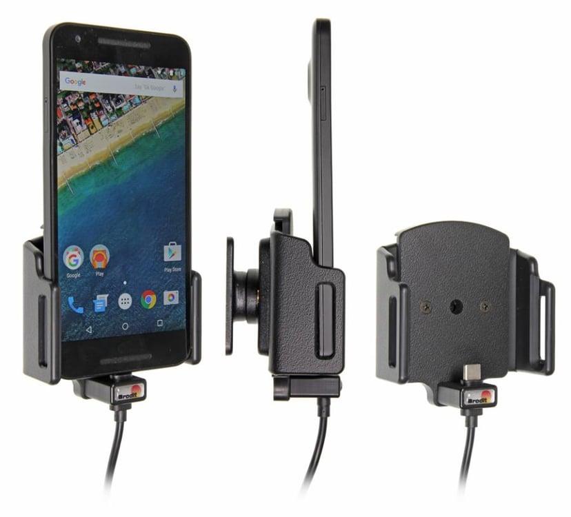 Brodit Active Holder Cig-Plug USB-C