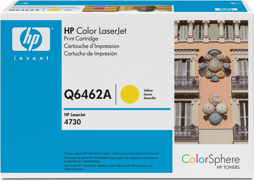 HP Toner Gul 62A 12K - Q6462A