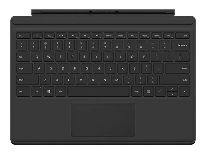 Microsoft Surface Pro 4 Type Cover English International
