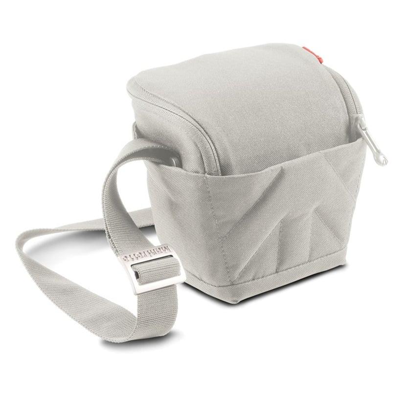 Manfrotto Shoulder Bag Stile+ Vivace 10 Holster Beige Hvid