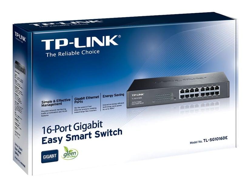 TP-Link JetStream TL-SG1016DE