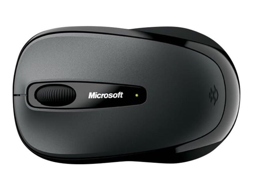 Microsoft Wireless Mobile Mouse 3500 1,000dpi Muis Draadloos Grijs