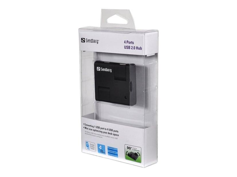 Sandberg USB Hub 4 Ports Hub USB