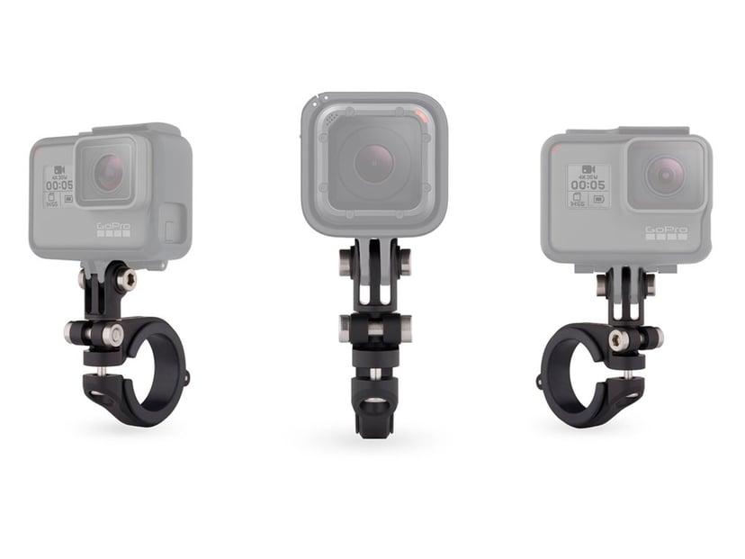 GoPro Handlebar/ Seatpost/ Pole Mount (HERO10/ HERO9/ HERO8/ MAX)
