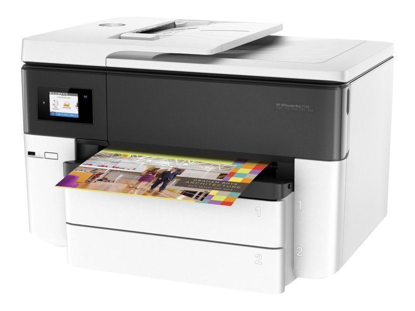HP Officejet Pro 7740W A3 All-In-One