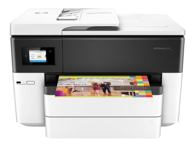 HP OfficeJet Pro 7740W A3 AIO