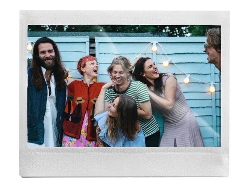 Fujifilm 1X2 Fujifilm Instax Film Gloss
