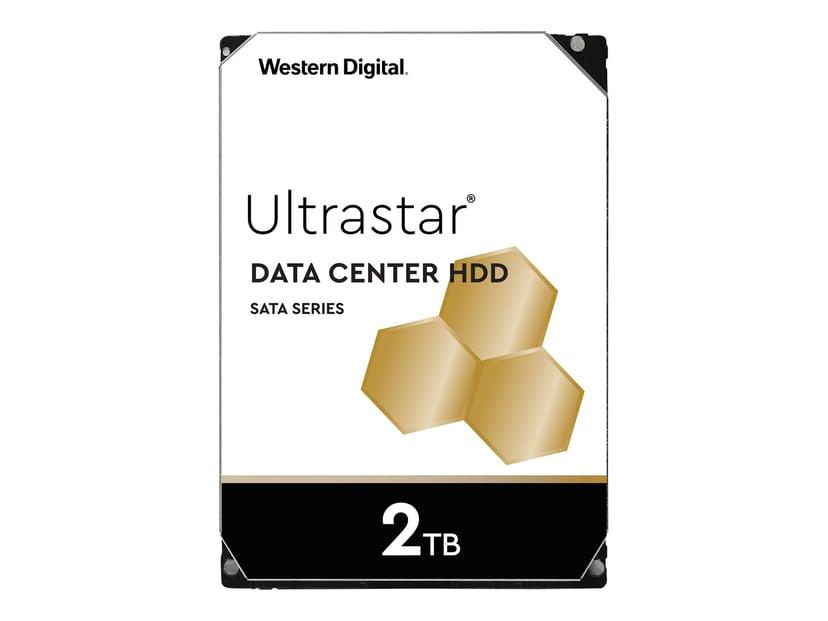 "WD Ultrastar DC HA210 512N 2TB 3.5"" Serial ATA-600"