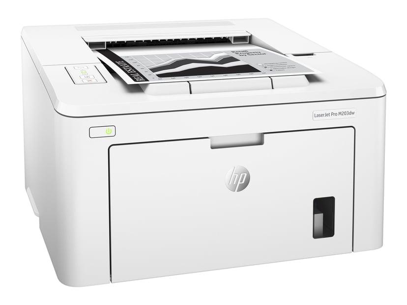HP LaserJet Pro M203DW A4