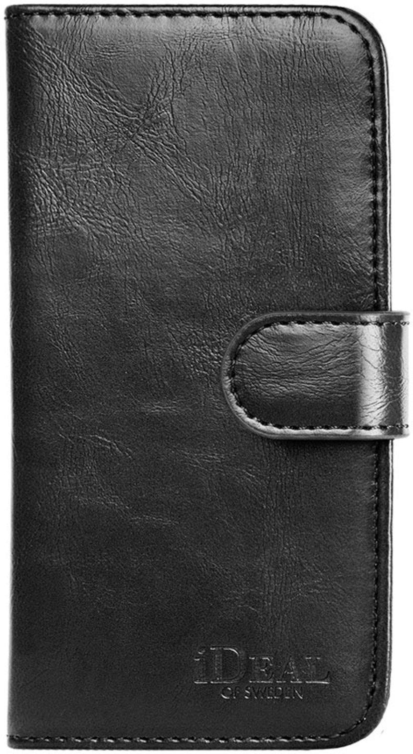 iDeal of Sweden Magnet Wallet+ Flipomslag Til Mobiltelefon iPhone 6/6s, iPhone 7, iPhone 8, iPhone SE (2020) Sort