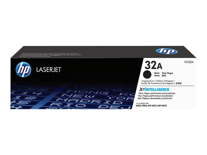 HP Drum Black 32A 23K - M203