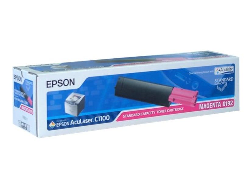 Epson Värikasetti Magenta 1.5k - CX11N