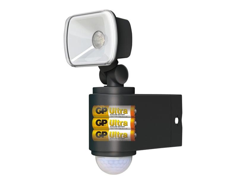 GP Safeguard RF1.1 Cordless Lightning 60lm Svart
